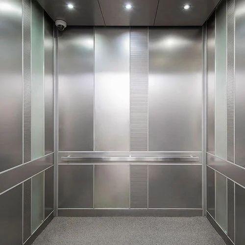 Ss Modern Elevator Cabin Ss Elevator Cabin Stainless