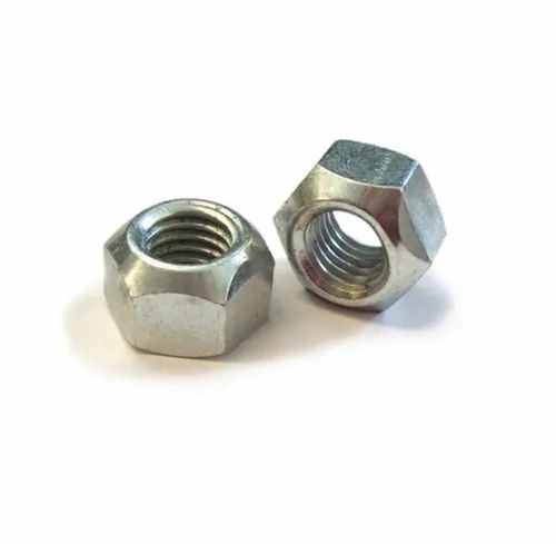 SS Hex Full Nut