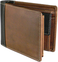 RFID Data Protection Leather Wallet RFID-MW01-BR