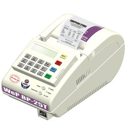 WEP Billing Machine Bp 25T