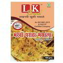 Lk Lehsun Flavour Bharva Paratha Masala, Packaging: 100 G
