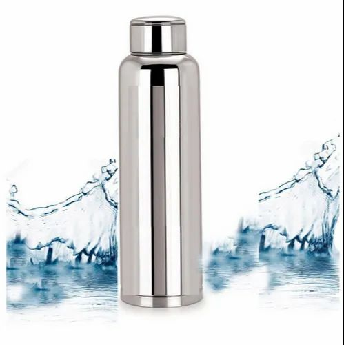 Stainless Steel Water Bottle SS 500 Milliliter Fridge Hot Cold Thermos Flask Container Vessel 1