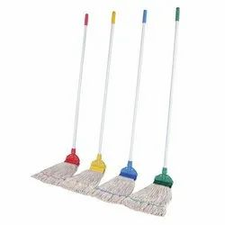 TCI Plastic Wet Mop with Aluminum Handle, Size: 5 Feet, Packaging Type: Box