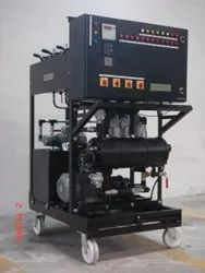 Mobile Oil Filtration & Cleaning System