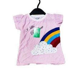 Jumbro Hosiery Kids Girl Casual Wear Top