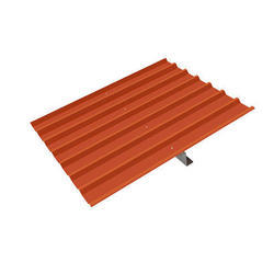 Single Skin Roofing Sheet