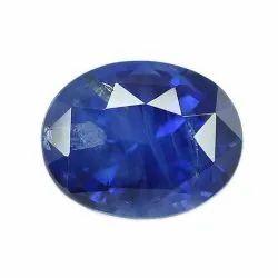 Oval Cut Natural Ceylon Blue Sapphire