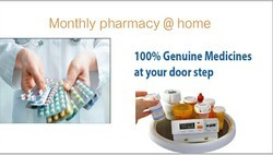 Monthly Pharmacy At Home