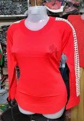 Girls Designer Fancy Knitting Top