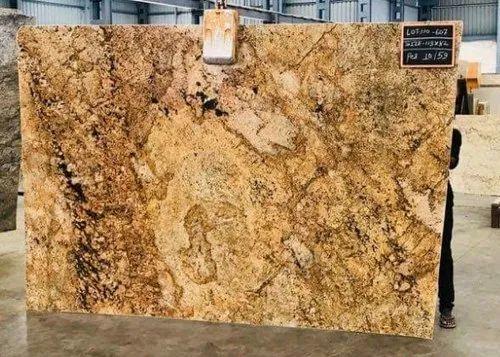 Alaska Gold Granites, मेर्री गोल्ड ग्रेनाइट - Bhutra Marble & Granites,  Kishangarh | ID: 20714623373