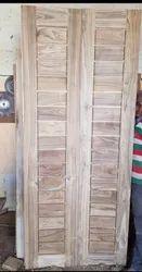 Sagwan Double Door