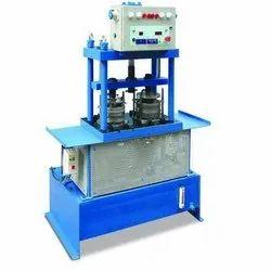 Semi-Automatic Hydraulic Paper Plate Making Machine