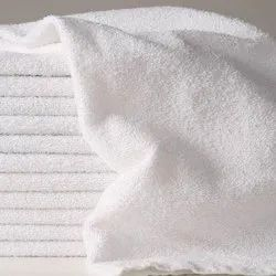 White Plain Hospital Cotton Towel, Packaging Type: Packet