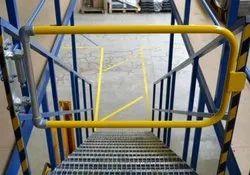 Scaffold Ladder Access Gates