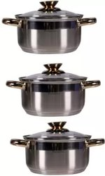 Pococina Induction Bottom Cookware Set