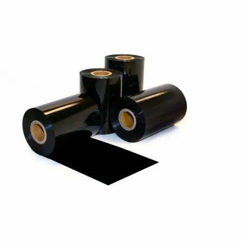 Black Royal Pacific Wax / Resin Ribbons