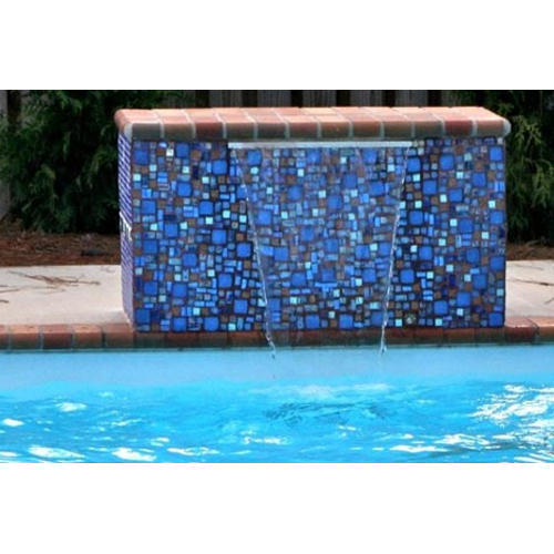 Glass Mosaic Tiles For Fountains Size In Cm Small Rs