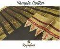 Temple Cotton Sarees