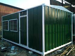 Portable Mobile Container