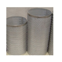 Perforated Filter Screens