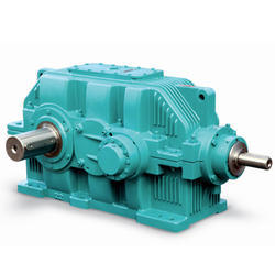 Ms Eon Series Flange Mounted Helical Horizontal Gearbox
