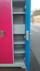 Tripel Door Steel Cupboard