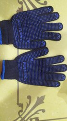 Polka Dotted Hand Gloves