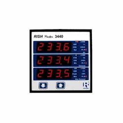 3440 Rish Master Multi Function Power Meter