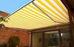 Fabric Retractable Awning