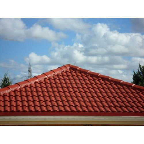 Royal Red Clay Roofing Tile