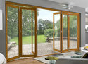 Lever/l Handle Upvc Bifold Doors