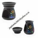 Black Marble Aroma Lamp