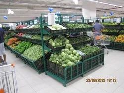 Fruit And Vegetable Racks
