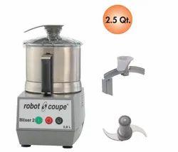 Blixer -2 (Robot Coupe)