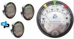 Aerosense Model Asgc -30 Inch Differential Pressure Gauge Ranges 15-0-15 Inch