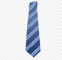 Light Blue School Tie