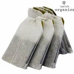 Double Chamber Tea Bag (Staple-less)