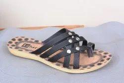 PU Ladies slipper