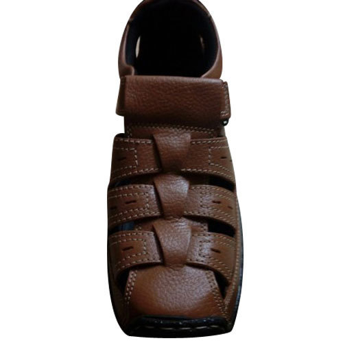 8644a6c58 Party Wear Brown Men    s Casual Sandal