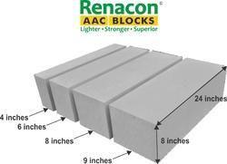 light weight concrete block