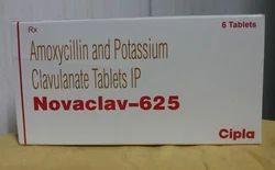 Novaclav-625 Tablets