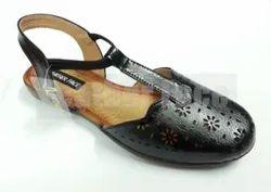Women Leather Face - Roman Sandals