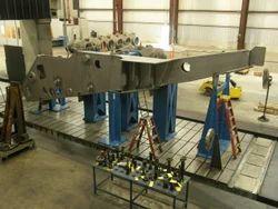 Heavy Machining & Fabrication Service