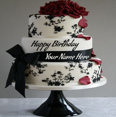 Terrific Round Designer Celebration Cake Rs 1400 Kilogram Cakes Bite Funny Birthday Cards Online Fluifree Goldxyz