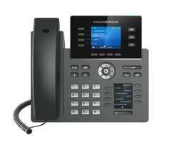 Grandstream GRP2614 WiFi IP Phone 4-Line Gigabit Port Dual Display