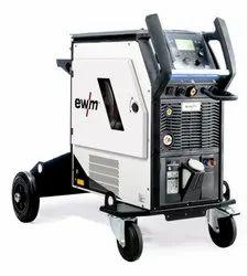 Titan XQ 350 puls CW HP MIG Welding Machine