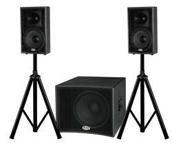 PA System Rental Services