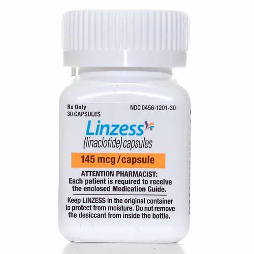 Linzess (linaclotide) - View Specifications & Details of