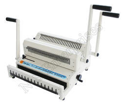 Wiro Binding Machine WW8672