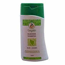 Gayatri Herbals Aloe Vera Shampoo, Packaging Size: 100 Ml And 500 Ml, For Personal Use